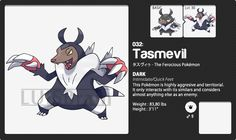 032: Tasmevil by *LuisBrain on deviantART