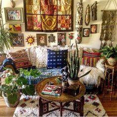 Ambitious bohemian home decor diy Submit , - Eclectic Home Decor Bohemian House, Bohemian Bedroom Design, Hippie House, Boho Room, Boho Living Room, Bohemian Interior, Bohemian Decor, Boho Chic, Boho Style
