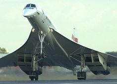 Pioneers of Bristol Bay images   CONCORDE SUPERSONIC AIRLINER TO GET A FINAL RESTING PLACE NEAR BRISTOL