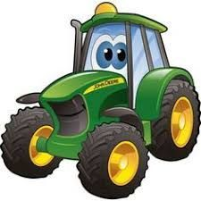 John Deere Johnny Tractor FatHead Peel and Stick Decal Cute Cartoon Pictures, Cartoon Pics, Tractor Clipart, Tractor Drawing, Tractors For Kids, Baby Zoo Animals, John Deere Party, Tractor Pictures, Boys First Birthday Party Ideas