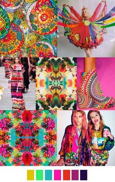 WOMEN FASHION TRENDS 2017: Spring Summers 2017 colors & trends Idea