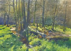 Art Gallery - Original Paintings Limited Edition Prints - Framing - Richard Thorn 54 X 39 CM