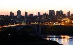 Ciudad del Este, Paisajes de Paraguay