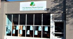 The Berkley Book Corner - Berkley, Michigan - (248) 439-0503 #greatdaypropertymanagement #berkleypropertymanagement #berkleypropertymanager
