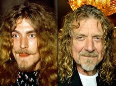 Así envejecen las estrellas de rock