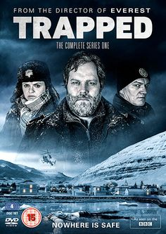 TRAPPED out now on DVD. #NordicNoir #Iceland #Trapped
