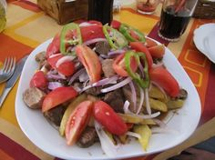 A Guide To Bolivia's Most Mouthwatering Foods Bolivia Food, Good Food, Yummy Food, Frijoles, Spicy Recipes, Food For Thought, Carne, Bolivian Recipes, Ethnic Recipes