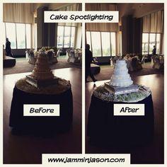 Chestnut Ridge Cake Spotlight Spotlight, Dj, Wedding Ideas, Table Decorations, Cake, Home Decor, Decoration Home, Room Decor, Kuchen