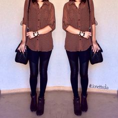 Fashion: outfit: fall: