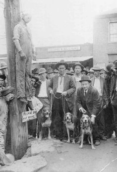 HEART WRENCHING Lynching of Charlie Hale, an African-American man, on the courthouse square at the corner of Perry and Pike Streets, Lawrenceville, Georgia, April 7, 1911. via reddit
