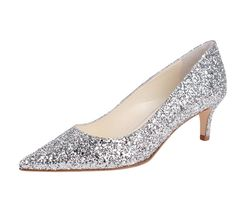 Happy Wednesday! The champagne in silver glitter is a sassy way to stand out from the crowd this spring. The two inch heel adds a little sparkle to any look. You can purchase the shoe at http://www.buttershoes.com/champagne-in-glitter-in-silver-glitter #somethingbleu #wedding #bridalshoes #silverglitter