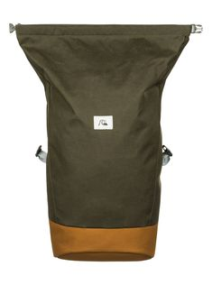 quiksilver, New Roll Top - Backpack, FOREST NIGHT (csn0)