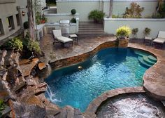 Small Pool Ideas small swimming pool design Beautiful Small Pools For Your Backyard