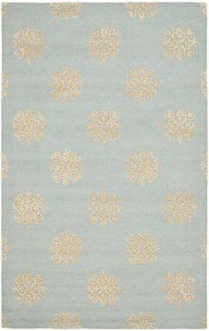 Soho 213B Hand Tufted Wool Rug - Safavieh Rugs   Rugs by SelectRugs.com $39.34 #wool #arearugs