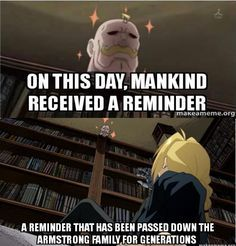 On this day mankind received a grim reminder.....