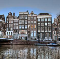 Amsterdam by DiGitALGoLD, via Flickr