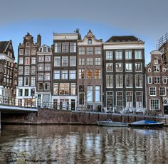 Amsterdam is actually beautiful. want to go here.