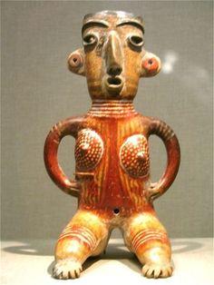 amazing Pre-Columbian art - San Francisco museum