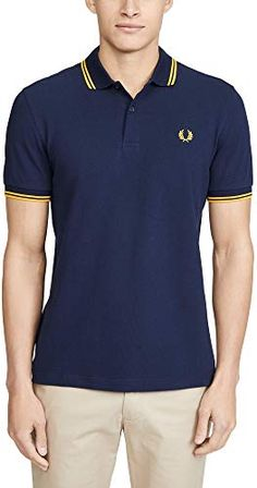 Looking for Fred Perry Men's Twin Tipped Shirt ? Check out our picks for the Fred Perry Men's Twin Tipped Shirt from the popular stores - all in one. Tennis Shirts, Sports Shirts, Men Shirts, Mens Flannel Shirt, Shirt Men, Polo Shirt Style, Fred Perry Shirt, China Fashion, Fashion Men