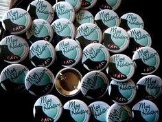 Badges Mag Hantson