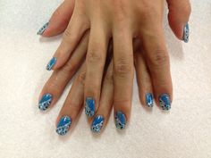 Nails design by Wendy Nail Elite