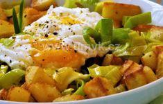 Hlavní jídla – U Miládky v kuchyni Pasta Salad, Potato Salad, Menu, Potatoes, Ethnic Recipes, Milan, Food, Crab Pasta Salad, Menu Board Design