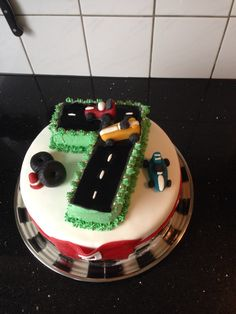 Birthday Cake 7 Year Old Boy