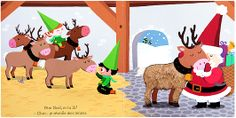 Père Noël, es-tu là ? par Virginie Perrot