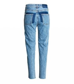 The fashion set has not been able to get enough of this denim style, and H&M just finally came out with the perfect version.