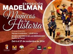 Madelman diorama oeste exposición Medina de Pomar