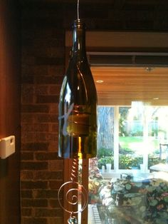 wine bottle creations