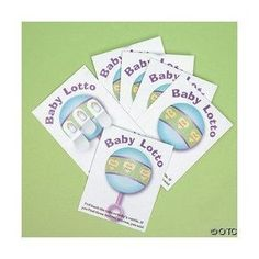 24 Baby Shower Lotto Game Cards, http://www.amazon.com/dp/B0028FUJOW/ref=cm_sw_r_pi_awd_xfMdsb1JMFHEB