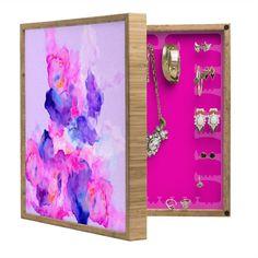 Viviana Gonzalez Watercolor Love 1 BlingBox Petite | DENY Designs Home Accessories