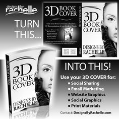 3D Book Cover Design
