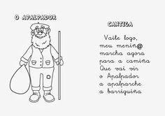 Aula virtual de audición y lenguaje: Nadal galego : O Apalpador / Pandigueiro