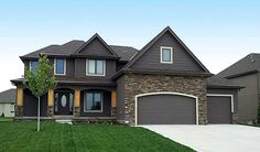 Open Floor Plan - 62465DJ | Craftsman, Northwest, Photo Gallery, 2nd Floor Master Suite, Butler Walk-in Pantry, CAD Available, PDF, Unlimited Build License | Architectural Designs