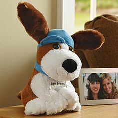 Animated Best Friend Dog Plush $26.98