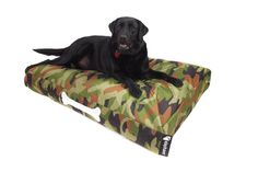 Jungle Camouflage Beds For Sale, Bean Bag, Baby Care, Contemporary Design, Cosy, Camouflage, Pet Supplies, Your Dog, Dog Beds