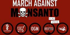 march against monsanto 2016