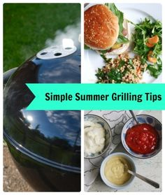 Grilling season is almost here. :)
