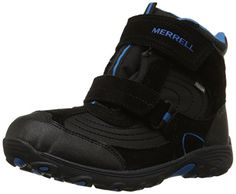 Merrell Moab Polar Mid Strap WTPF Snow Boot (Toddler/Little Kid/Big Kid) -- You can get more details by clicking on the image.