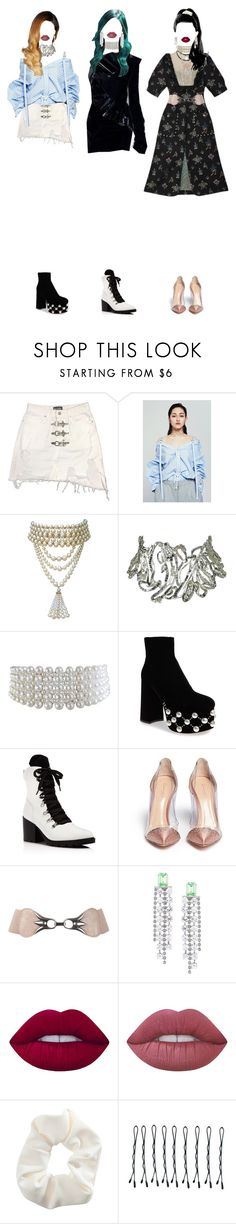 """[ fancam ] GEMINI at ' ZODIAC ENT. special GEMINI '"" by xxzodiacentertainmentxx ❤ liked on Polyvore featuring Yves Saint Laurent, Christian Lacroix, Marina J., Miu Miu, Kendall + Kylie, Gianvito Rossi, Comme des Garçons, Edge of Ember, Lime Crime and Topshop"