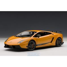 2010 Lamborghini Gallardo LP570-4 Superleggera (arancio borealis metallic orange)