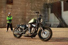 Harley-Davidson Sportster 48 Umbau | Thunderbike Ben's 48