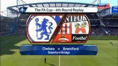 Portail des Frequences des chaines: Chelsea vs Brentford