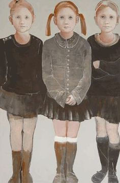 Meisjes met rood haar (2010):