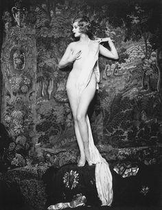 Hazel Forbes, Ziegfeld girl & Miss United States (1926), by Alfred Cheney Johnston, ca. 1928