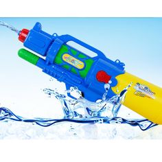 2000ml Eco-friendly ABS Plastic Water Gun Water Pistol Gun Toy