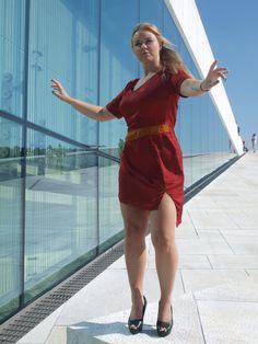 MERAKI by Lilly Alice Skaaraas MERAKI // Project Iceland 2015 // Volcano (dress)