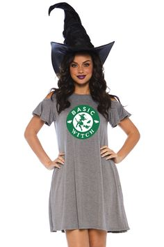 351f5959e63605 Buy Sexy Grey Basic Witch Jersey Costume Dress from costume online store  which also sales sexy